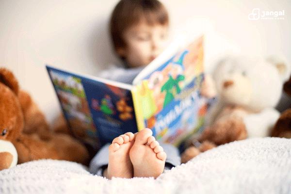 مراحل نگارش و چاپ کتاب کودکان