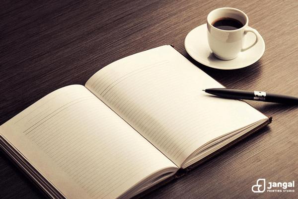 مراحل چاپ کتاب و رمان