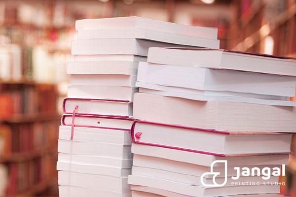 نحوه اخذ مجوز پخش کتاب در چاپخانه جنگل
